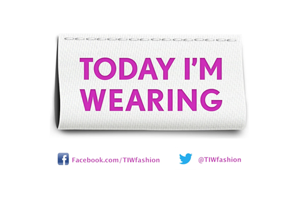 Today I'm Wearing